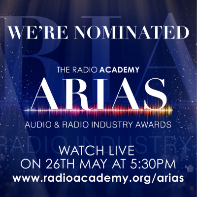 Selector Radio is nominated for Best Specialist Music Show in the ARIAS