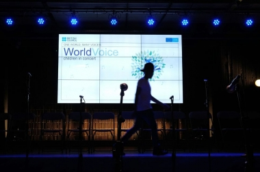 Thumbnail image for World Voice Children's Concert, Greece