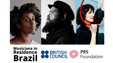 Thumbnail image for Musicians in Residence, Brazil 2017-18
