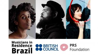 Thumbnail image for Musicians in Residence, Brazil 2017-18