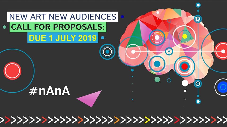 new Arts new Audiences