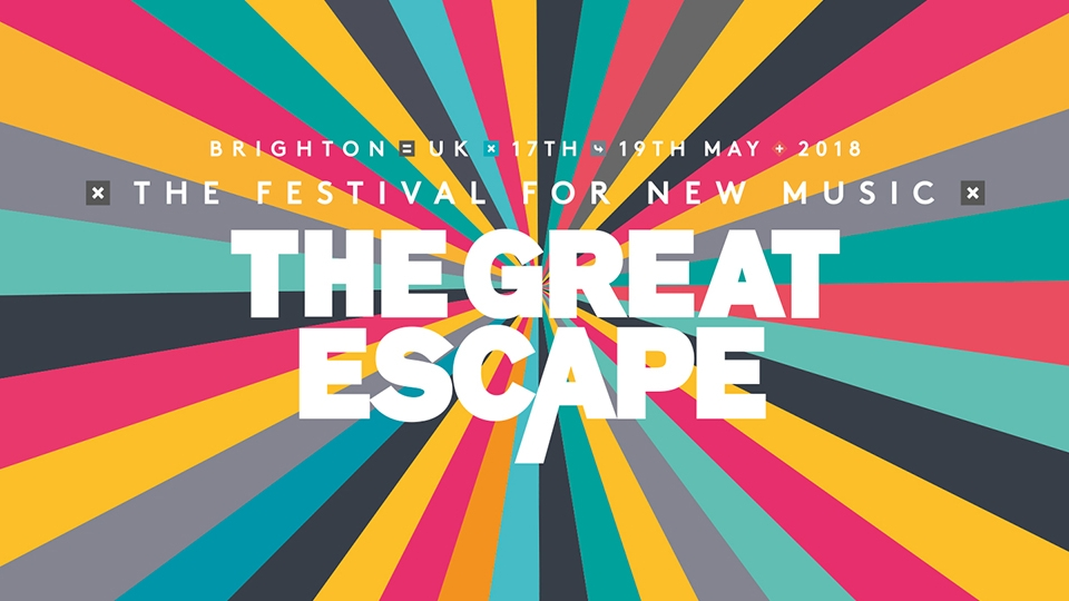 The Great Escape 2018 logo