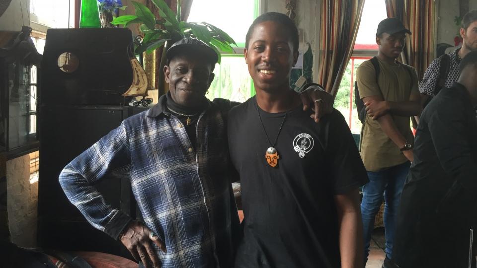 Gateways Nigeria with Tony Allen: Afrobeat to Afrobeats   British