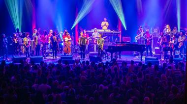 Thumbnail image for On Mass at the Roundhouse with Jamie Cullum