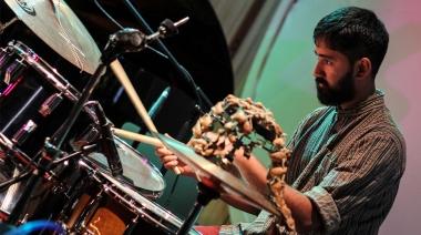 Thumbnail image for Sarathy Korwar: Musician in Residence, UAE